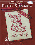173 Petite Stocking from JBW Designs -- click to see more