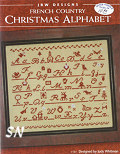184 Christmas Alphabet from JBW Designs - click to see more