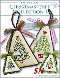 204 Christmas Tree Collection I from JBW Designs -- click to see more