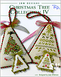 208 Christmas Tree Collection IV from JBW Designs -- click to see more