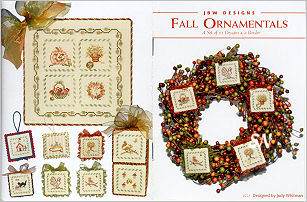Fall Ornamentals from JBW Designs -- click to see more