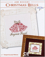 #241 Christmas Bells from JBW Designs - click to see more