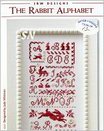 The Rabbit Alphabet from JBW Designs - click to see more