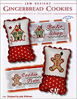 266 Gingerbread Cookies from JBW Designs - click to see more