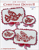 268 Christmas Doves Set Two from JBW Designs - click to see more