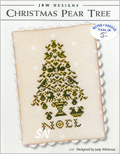 JBW's Christmas Pear Tree - click to see more