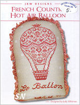 JBW's 292 French Country Hot Air Balloon - click to see more