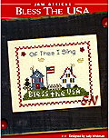 Bless The USA from JBW Designs -- Click to see a larger view