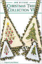 Christmas Tree Collection VI from JBW Designs -- click to see more