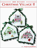 Christmas Village II from JBW Designs -- click to see more