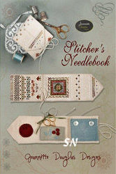 Stitcher's Needlebook by Jeannette Douglas -- click to see more