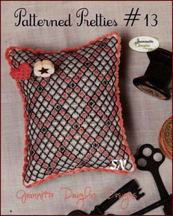 Patterned Pretties #13 by Jeannette Douglas -- click to see more