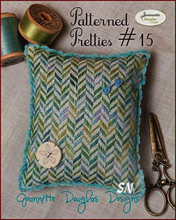 Patterned Pretties #15 by Jeannette Douglas -- click to see more