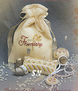 Friendship Sweet Bag by Jeannette Douglas -- click to see more