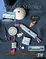 Seaside Stitches Accessories by Jeannette Douglas