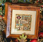 Autumn Stitches Tins from Jeannette Douglas -- click to see lots more!