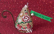 2013 Gingerbread Jingle Mouse by Just Nan -- click to see more!