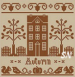 Autumn from Little House Needleworks and Crescent Colours - click to see more