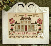 Rose Hill Plantation from Little House Needleworks - click for more