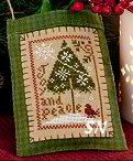 #9 Joy & Peace from Little House Needleworks - click to see more