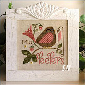 Miss Peepers from Little House Needleworks - click to see more