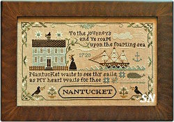 Old Nantucket from Little House Needleworks - click to see more