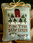#6 Pine Tree Inn from Little House Needleworks - click to see more
