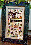 Pumpkin Hollow Farms from Little House Needleworks - click to see more