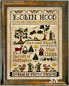 Robin Hood from Little House Needleworks - click for more