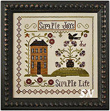 Simple Joys from Little House Needleworks - click for more