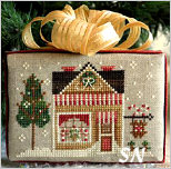 #4 - The Sweet Shop of Hometown Holiday from Little House Needleworks - click to see more