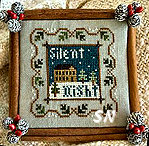 #5 Silent Night from Little House Needleworks - click to see more