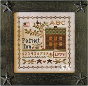 Patriot Inn from Little House Needleworks - click to see more