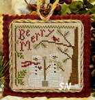 #10 Snow in Love from Little House Needleworks - click to see more