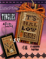 Lizzie Kate's F146 Its Halloween Tingle Flip-It - click for more