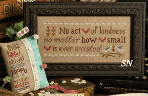 Lizzie Kate's No Act of Kindness Boxer - click for more