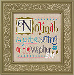 Normal is Just a Setting on the Washer! from Lizzie*Kate -- click to see more
