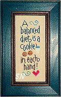 A Balanced Diet Boxer -- click for more
