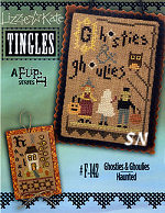 Lizzie Kate's F142 Ghosties & Ghoulies-Haunted - click for more