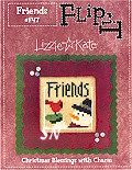 Lizzie Kate Friends #47 Flip-it