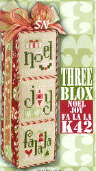 Three Blox from Lizzie Kate - click to see more