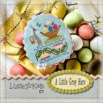 Lizzie Kate's A Little Gray Hare - click for more