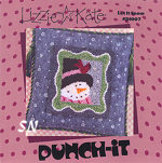Let it Snow -- The Punch It! from Lizzie*Kate -- click to see a more