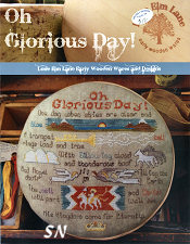 Oh Glorious Day from Lone Elm Lane Designs -- click to see more