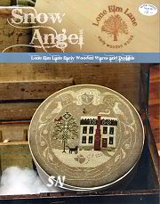 Snow Angel from Lone Elm Lane Designs -- click to see more