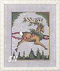 Christmas Eve Couriers Blitzen from Mirabilia -- click to see more