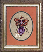 Thanksgiving Harvest Fairy from Mirabilia -- click to see a more