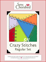 Crazy Stitches Templates - click to see more