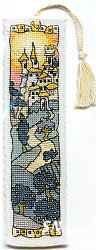 Michael Powell Misty Hill Town Bookmark -- click for a larger view