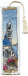 Michael Powell Greek Island Bookmark -- click for a larger view